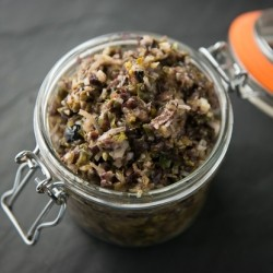 Seaweed Tapenade Recipe