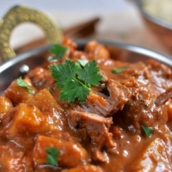 Slow Cooked Indian Beef Curry Recipe
