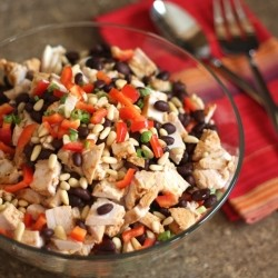 Southwest Turkey Chopped Salad