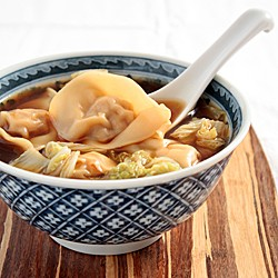 Wonton Soup Step by Step