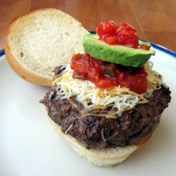 Amazing Taste Tex Mex Burger