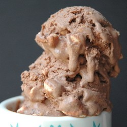 Baracky Road Ice Cream Recipe