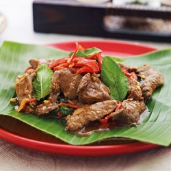 Beef with Red Chili Paste Recipe