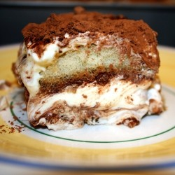 Beeramisu Tiramisu with Beer