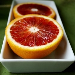 Blood Oranges and How to Segment Citrus Fruit