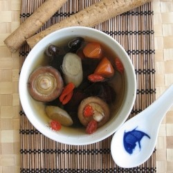 Burdock Root Soup
