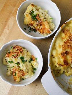 Cheddar Parmesan and Gouda Macaroni and Cheese Recipe