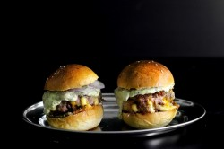 Chili Mustard Cheeseburger Recipe