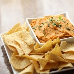 Chipotle Lime Hummus Recipe