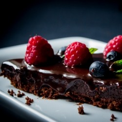 Chocolate Chili Tart Recipe