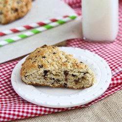 Chocolate Ginger Scones Recipe