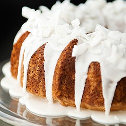 Coconut Tea Cake Recipe