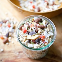 Deluxe Tropical Trail Mix Recipe