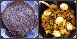 Ethiopian Injera and Wot