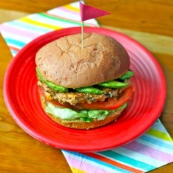 Fiesta Turkey Burgers