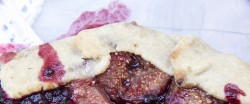 Fig And Blackberry Galette Recipe