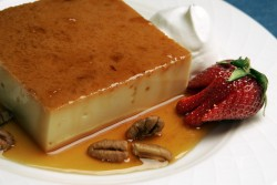 Flan Recipe from La Golodrina