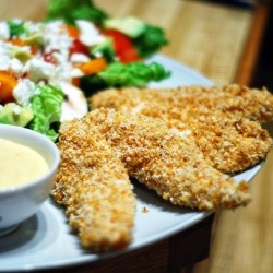Healthy Chicken Strips