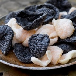 Homemade Prawn Crackers Recipe