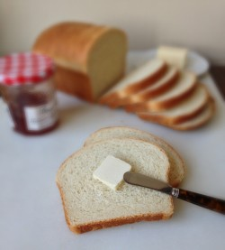 Homemade White Sandwich Bread