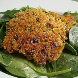 How to Make Quinoa Cakes