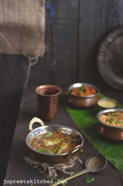 Hyderabadi Mirchi ka Salan Curry Recipe