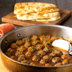 Kefta Tagine with Herbs and Lemons