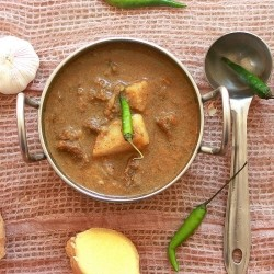 Lamb Potato Curry Recipe