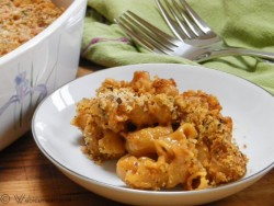Mac and Cheese Gluten Free Vegan Recipe