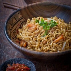 Mie Goreng Indonesian Fried Noodles