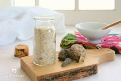Mushroom Seasoning Salt Recipe