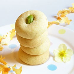 Nankhatai Spiced Indian Tea Biscuits