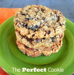 Oats Chocolate Chip Raisin Cookies Recipe
