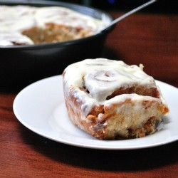 Orange Spice Cinnamon Rolls Recipe