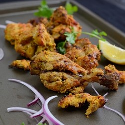 Oven Baked Chicken Tandoori Recipe
