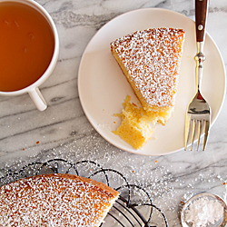 Passion Fruit Yogurt Cake Recipe