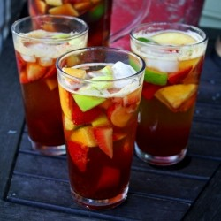Pimms Cups Cocktails Recipe