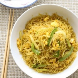 Singapore Show Mei Fun Noodles Recipe