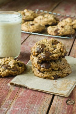 Vegan Neiman Marcus Chocolate Chip Cookies Recipe