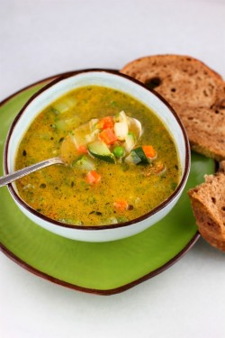 Vegetable Soupe au Pistou Recipe