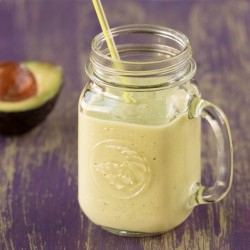 Avocado Banana Smoothie Recipe