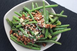 Bacon Blue Cheese Candied Pecans Recipe