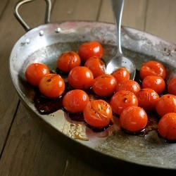 Balsamic-Roasted Cherry Tomatoes
