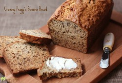 Banana Bread Grammy Peggys Recipe