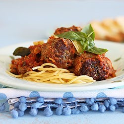 Beef and Herb Meatballs