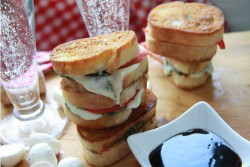 Caprese Grilled Cheese Recipe