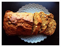 Cashew Banana Bread Recipe