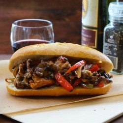 Cheesesteak Sandwiches Recipe