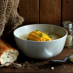 Chicken Corn Soup Recipe