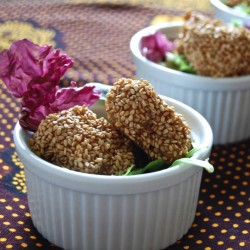 Chicken Sesame Seeds